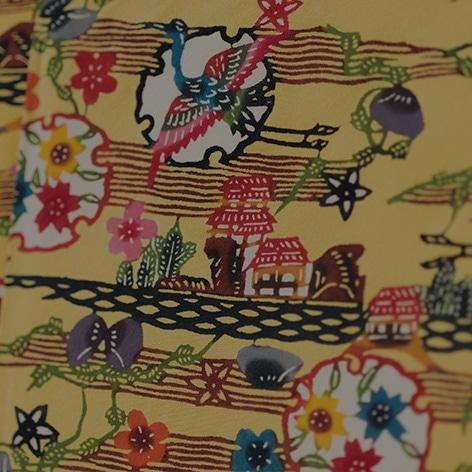 琉球びんがたとはのイメージ